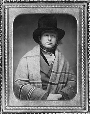 Horace Greeley (1811-1872) Print by Granger