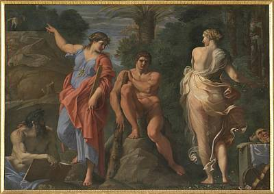 Italy, Campania, Naples, Capodimonte Print by Everett