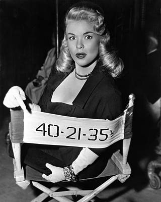 Sex Symbol Photograph - Jayne Mansfield by Retro Images Archive