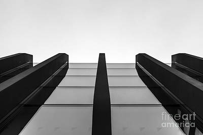 Abstract Photograph - Look To The Sky by Gunnar Orn Arnason
