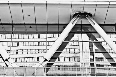 Metalwork Photograph - Modern Architecture by Tom Gowanlock