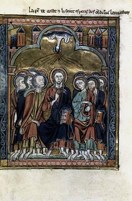 Pentecost Painting - Pentecost by Granger