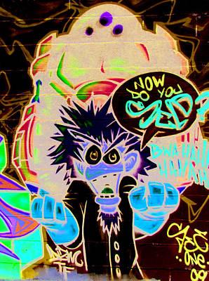 5 Pointz Mad Monkey  Original by Christina Cantero