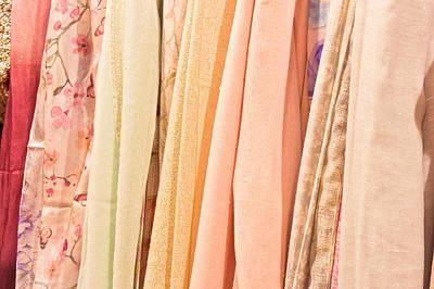 Muffler Photograph - Scarves by Tom Gowanlock