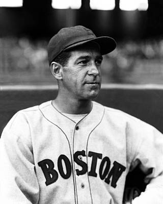 Red Sox Photograph - Stanley R. Bucky Harris by Retro Images Archive