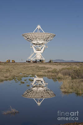 Very Large Array Print by Steven Ralser
