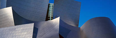 Walt Disney Concert Hall, Los Angeles Print by Panoramic Images