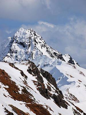 Winter In Tatra Mountains Print by Karol Kozlowski