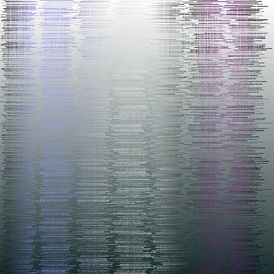 Horizontal Digital Art - 5040.10.1 by Gareth Lewis