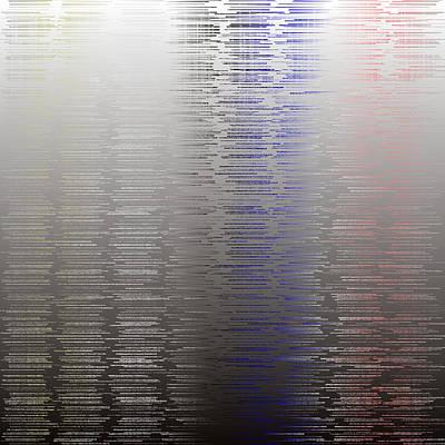 Artwork Digital Art - 5040.10.20 by Gareth Lewis