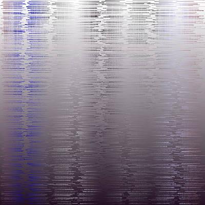 Horizontal Digital Art - 5040.10.24 by Gareth Lewis