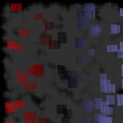 Cloud Digital Art - 5040.14.2 by Gareth Lewis