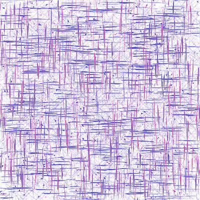 Horizontal Digital Art - 5040.8.3 by Gareth Lewis