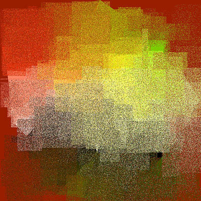 Artwork Digital Art - 5120.5.26 by Gareth Lewis