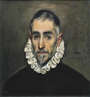 Caballero Photograph - Greco, Dom�nikos Theotok�poulos, Called by Everett