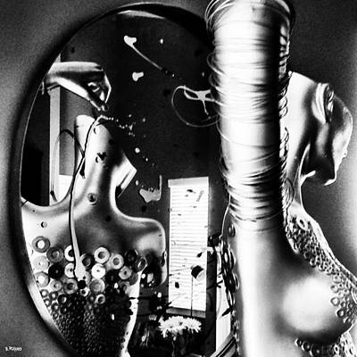 Untitled Print by Barbara Ruano