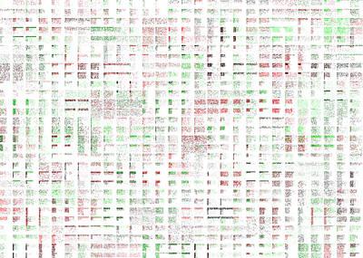 Artwork Digital Art - 5x7.s.2.3 by Gareth Lewis