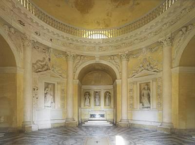 Curvilinear Photograph - Andrea Di Pietro Della Gondola Known by Everett