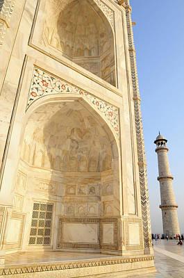Asia, India, Uttar Pradesh, Agra Print by Steve Roxbury