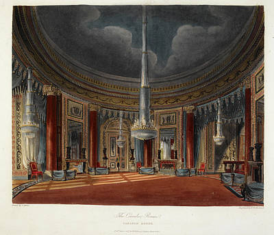 Carlton House Print by British Library