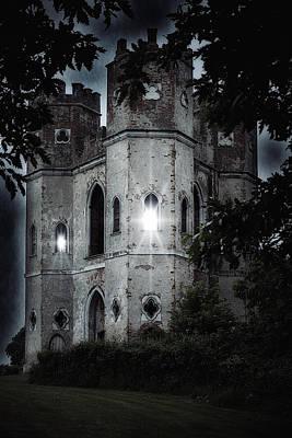 Castle Print by Joana Kruse