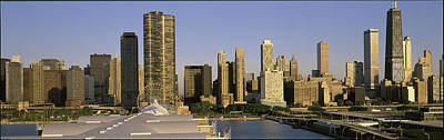 On Location Photograph - Chicago Il by Panoramic Images