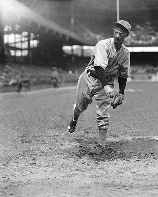 Red Sox Photograph - Daniel K. Danny Macfayden by Retro Images Archive