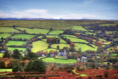 Heath Photograph - Dartmoor by Joana Kruse