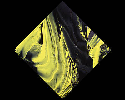 Glow Painting - Diamond 211 by J D Owen