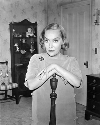 Gloria Photograph - Gloria Swanson by Silver Screen