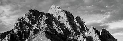 Grand Teton Park, Wyoming, Usa Print by Panoramic Images
