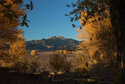 Luis Photograph - Great Sand Dunes National Park by Jim West