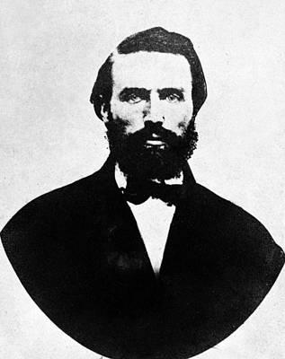 Abolition Photograph - John Brown's Raid, 1859 by Granger