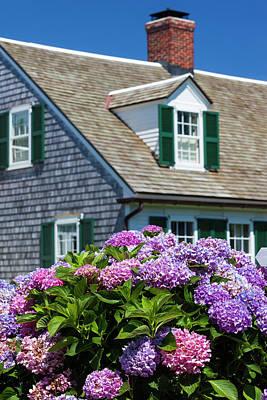 Provincetown Photograph - Massachusetts, Cape Cod, Provincetown by Walter Bibikow