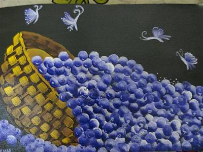 One Stroke Painting - One Stroke Painting by Archana Sehgal