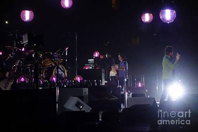 Pearl Jam Photograph - Pearl Jam by Linda De La Rosa