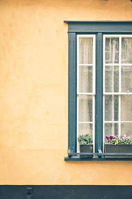 Window  Print by Tom Gowanlock