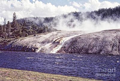 Yellowstone Digital Art - 681 Sl Madison River by Chris Berry