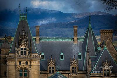 Asheville Photograph - Biltmore Estate by Doug Sturgess