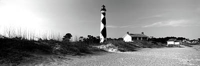 Cape Lookout Lighthouse, Outer Banks Print by Panoramic Images