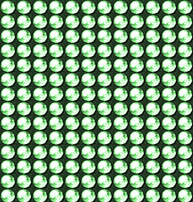 Diy Template Jewels Diamonds Pattern Graphic Sparkle Multipurpose Art Print by Navin Joshi