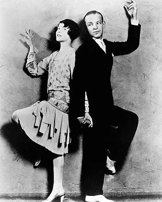 Adele Photograph - Fred Astaire (1899-1987) by Granger