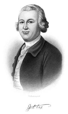 Otis Photograph - James Otis (1725-1783) by Granger