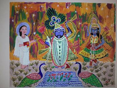 Painting Print by Neha  Shah