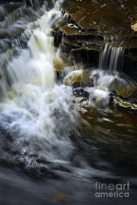 Canada Photograph - Waterfall by Elena Elisseeva