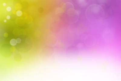 Colorful Abstract Digital Art - Abstract Background by Les Cunliffe