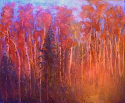Painting - Earth Light Series by Len Sodenkamp