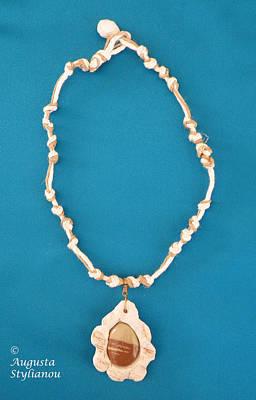 Aphrodite Antheia Necklace Original by Augusta Stylianou
