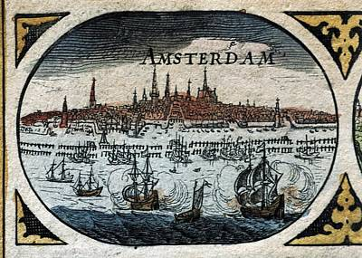 Blaeu, Willem Janszoon 1571-1638 Blaeu Print by Everett