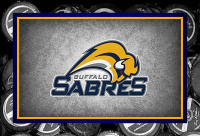 Buffalo Sabres Print by Joe Hamilton